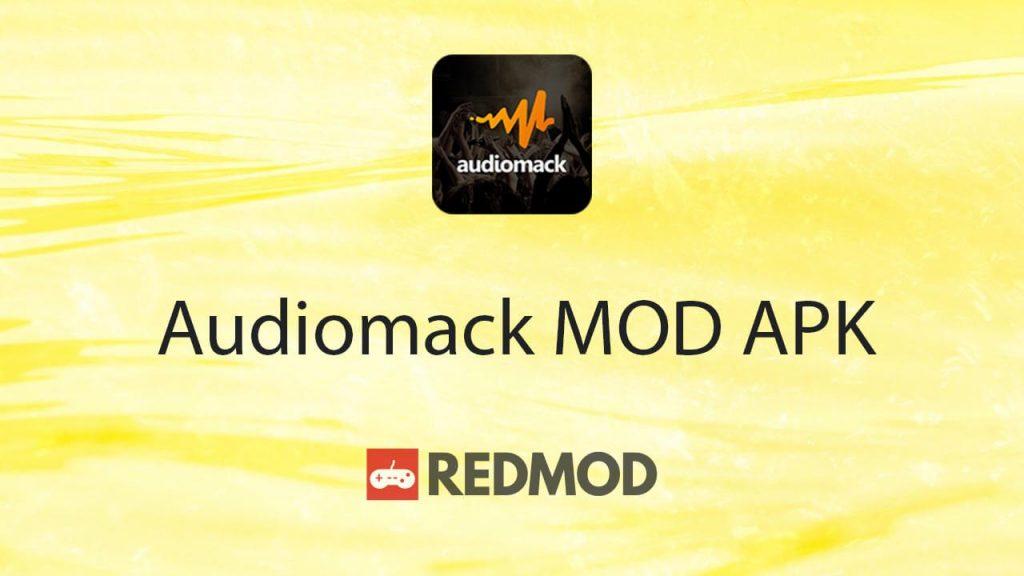 Audiomack MOD APK 1280x720